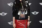 Lilah Parsons Mini Skirt