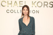 Lily Aldridge Embellished Top