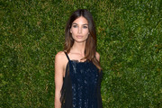 Lily Aldridge Evening Dress