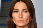 Lily Aldridge Long Center Part