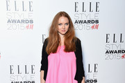 Lily Cole Fishtail Dress