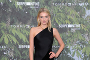 Lily Donaldson One Shoulder Dress