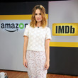 Look of the Day: January 28th, Lily James