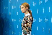 Lily James Cocktail Dress