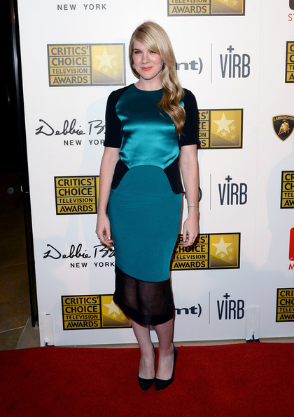 Lily Rabe Cocktail Dress