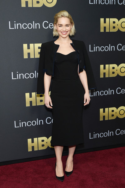 In Zac Posen At The Lincoln Center's American Songbook Gala, 2018
