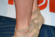 Lindsay Price Strappy Sandals