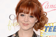 Lindsey Stirling Pinned Up Ringlets