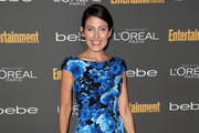 Lisa Edelstein Print Dress