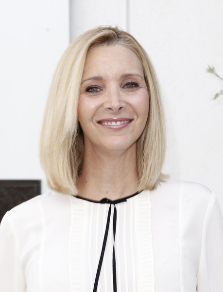 Lisa Kudrow Mid-Length Bob [who do you think you are?,hair,face,white,blond,hairstyle,eyebrow,shoulder,skin,chin,neck,lisa kudrow,north hollywood,california,wolf theatre,fyc,event,event]