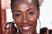 Lisa Leslie Braided Updo