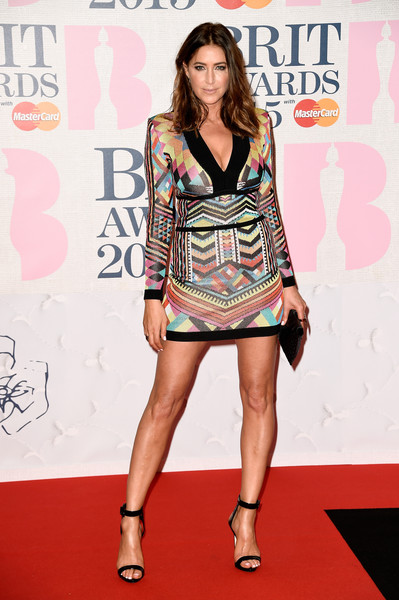 Lisa Snowdon Mini Dress