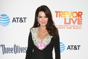 Lisa Vanderpump Evening Dress