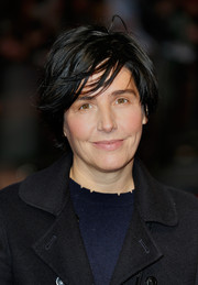 Sharleen Spiteri attended the premiere of 'A Little Chaos' wearing a messy short 'do.