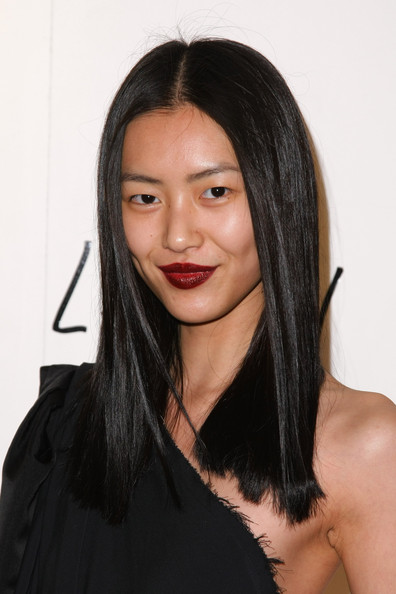 Liu Wen Long Straight Cut