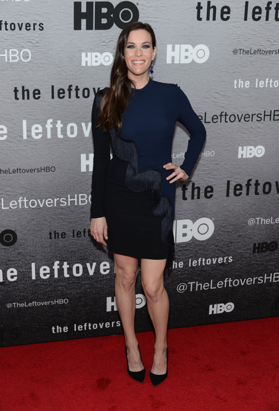 Liv Tyler Cocktail Dress