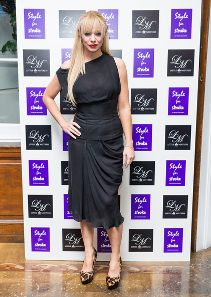 Liz Mcclarnon Corset Dress