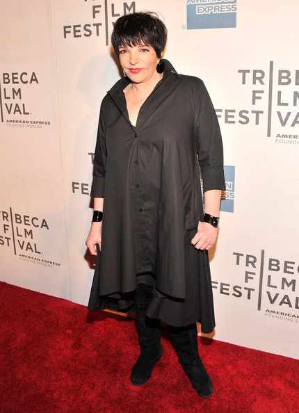 Liza Minnelli Evening Coat