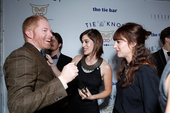 The Launch Of Tie The Knot, A Charity Benefitting Aarriage Equality Through The Sale Of Limited Edition Bowties - Red Carpet