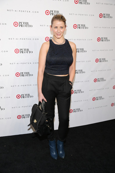 Lo Bosworth Exotic Skin Tote