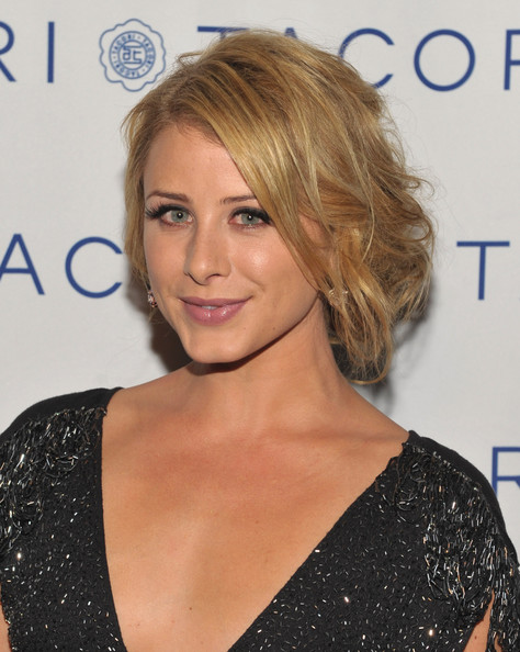 Lo Bosworth Loose Bun