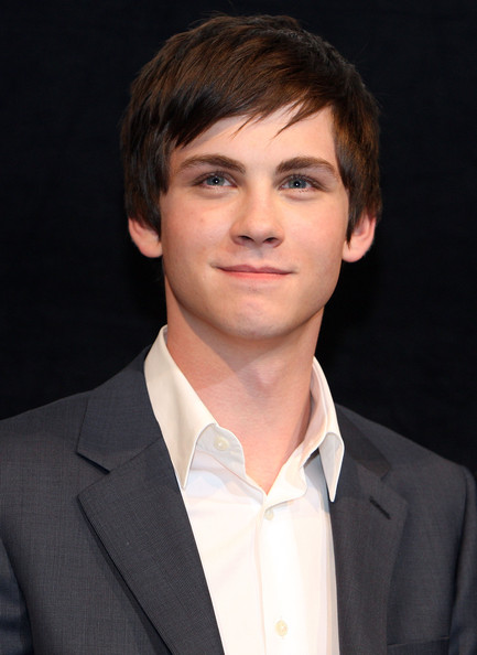 JAPANESE WEEKLY MAGAZINES OUT Acotor Logan Lerman attends the Percy