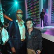 RuPaul and Josh Hutcherson