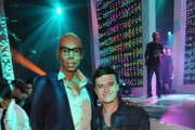 RuPaul and Josh Hutcherson Photo