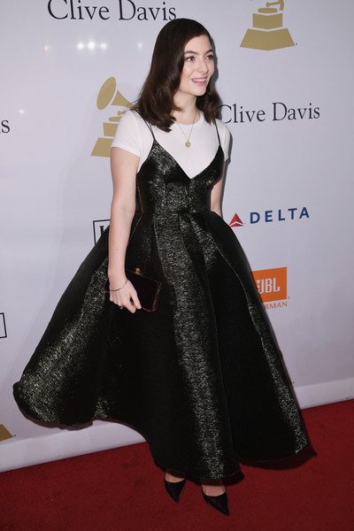 Lorde Evening Dress