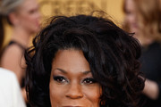 Lorraine Toussaint Curled Out Bob