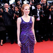 Jessica Chastain in Givenchy Couture at the Cannes Film Festival