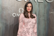 Liv Tyler Print Dress