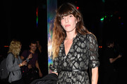 Lou Doillon Mini Dress