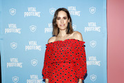 Louise Roe Off-the-Shoulder Dress
