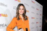 StyleBistro Exclusive: Louise Roe Is Wearing William Tempest to Fashion Week