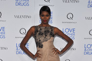 Jessica White attends a screening of