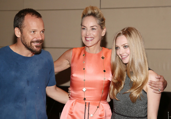 More Pics of Sharon Stone Pompadour (1 of 30) - Sharon Stone Lookbook - StyleBistro