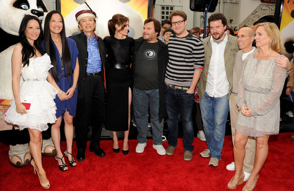 """Premiere Of DreamWorks Animation's """"Kung Fu Panda 2"""" - Red Carpet in Hollywood, CA"""