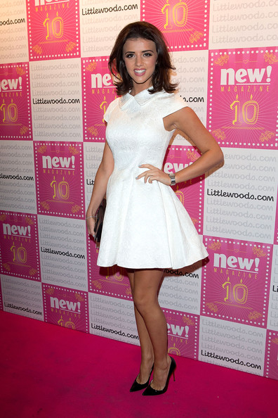 Lucy Mecklenburgh Cocktail Dress