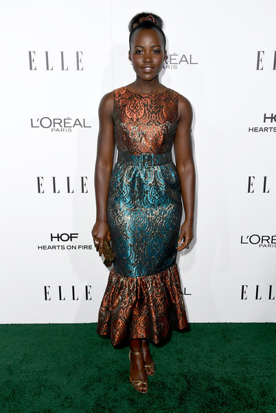Lupita Nyong'o Cocktail Dress