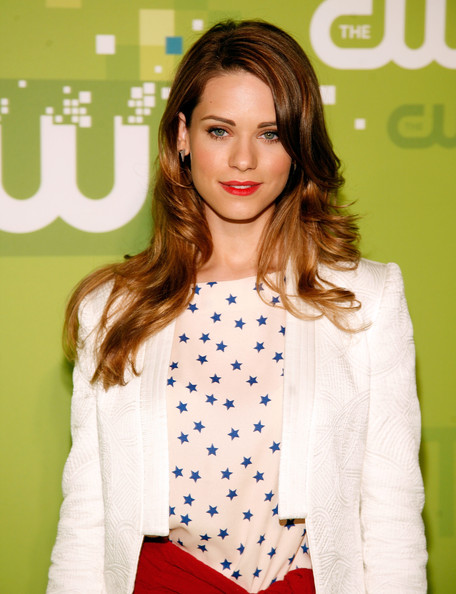 Lyndsy Fonseca Long Curls