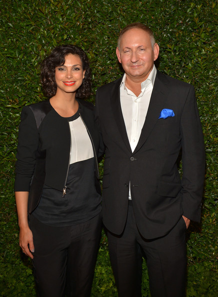 More Pics of Morena Baccarin Cropped Jacket (1 of 7) - Morena Baccarin Lookbook - StyleBistro