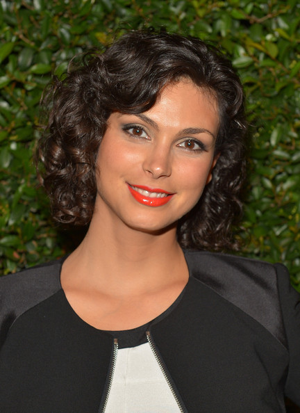 More Pics of Morena Baccarin Short Curls (5 of 7) - Morena Baccarin Lookbook - StyleBistro