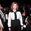 Christina Hendricks at Carolina Herrera