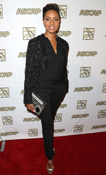 MC Lyte Skinny Pants