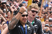 Ma'a Nonu Rectangular Sunglasses