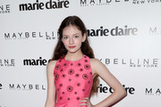 Mackenzie Foy Beaded Dress