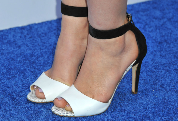 Maddie Hasson Evening Sandals