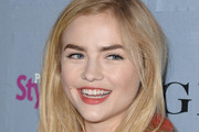 Maddie Hasson Long Straight Cut
