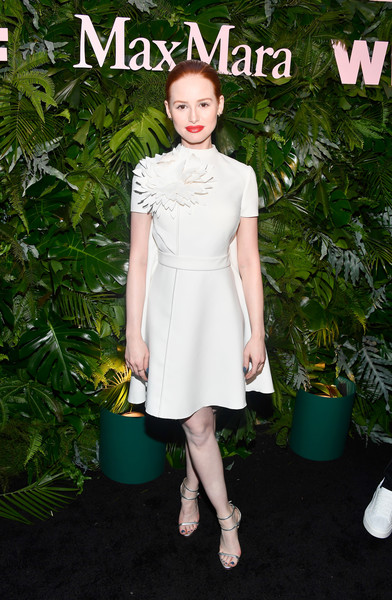 Madelaine Petsch Cocktail Dress